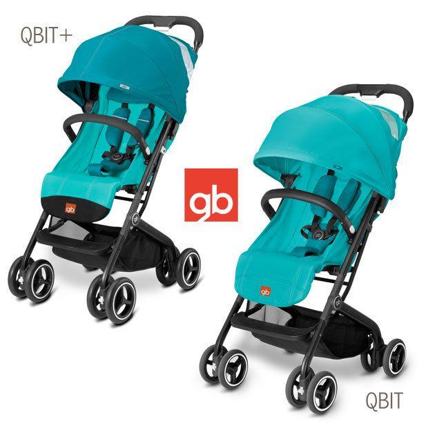 les micro poussettes de gb good baby qbit et qbit les. Black Bedroom Furniture Sets. Home Design Ideas