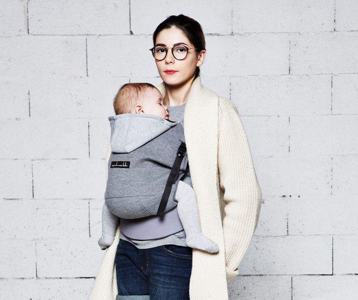 Nouveau porte bébé hoodiecarrier de Je Porte Mon BéBé (jpmbb) - Les ... 41fc6b540e3